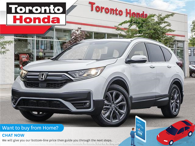 2021 Honda CR-V Sport (Stk: 2100778) in Toronto - Image 1 of 23