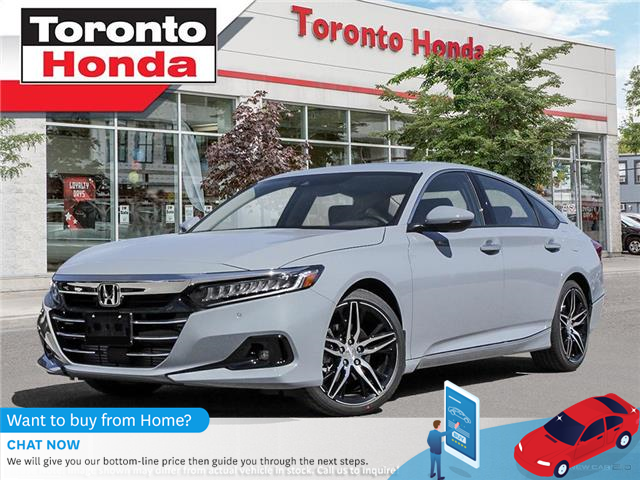 2021 Honda Accord Touring 1.5T (Stk: 2100784) in Toronto - Image 1 of 23