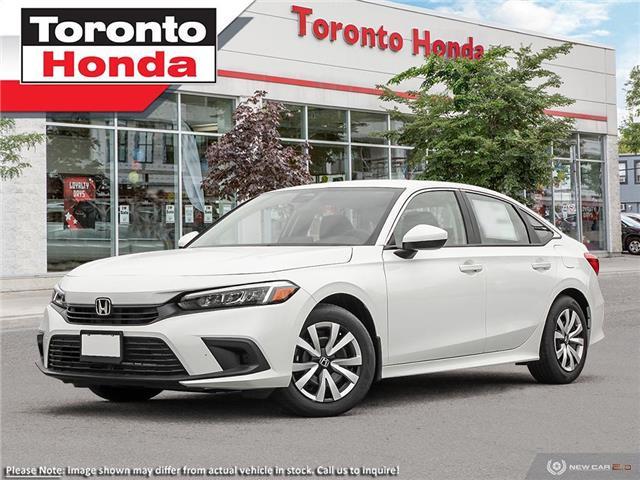 2022 Honda Civic LX (Stk: 2200225) in Toronto - Image 1 of 23