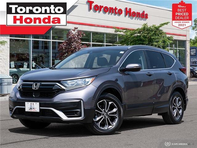 2020 Honda CR-V EX-L 7 Years/160,000KM Honda Certified Warranty (Stk: H41840A) in Toronto - Image 1 of 30