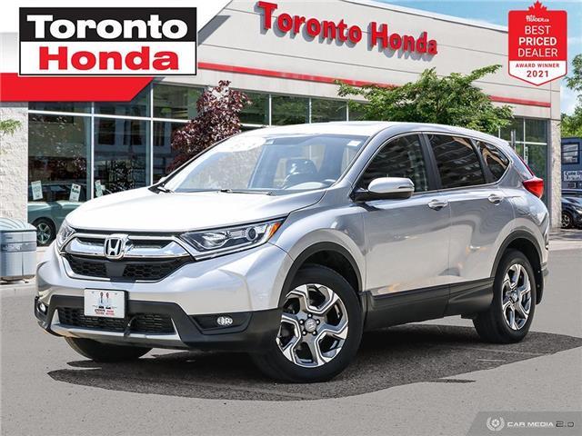 2017 Honda CR-V EX-L 7 Years/160,000KM Honda Certified Warranty (Stk: H41795A) in Toronto - Image 1 of 30