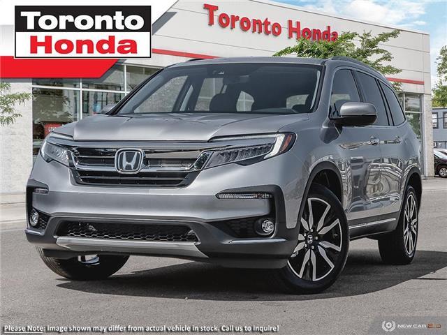 2021 Honda Pilot Touring 8P (Stk: 2100800) in Toronto - Image 1 of 23