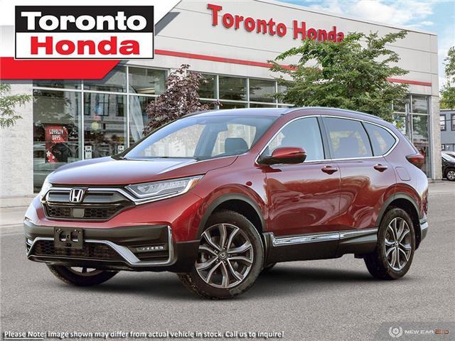 2021 Honda CR-V Touring (Stk: 2100832) in Toronto - Image 1 of 23