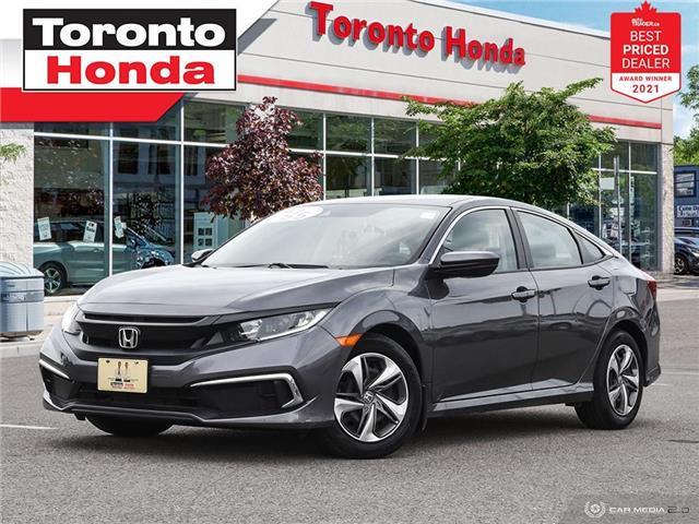 2019 Honda Civic LX 7 Years/160,000KM Honda Certified Warranty (Stk: H41779T) in Toronto - Image 1 of 30