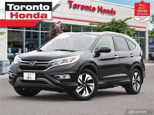 2016 Honda CR-V Touring (Stk: H41838T) in Toronto - Image 1 of 30