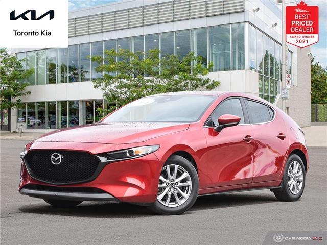 2019 Mazda Mazda3 GS Hatchback AWD (Stk: K32429A) in Toronto - Image 1 of 28