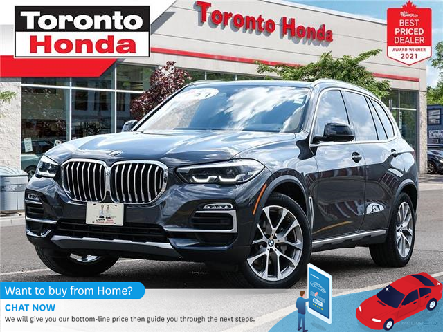 2019 BMW X5 xDrive40i (Stk: H41920T) in Toronto - Image 1 of 30