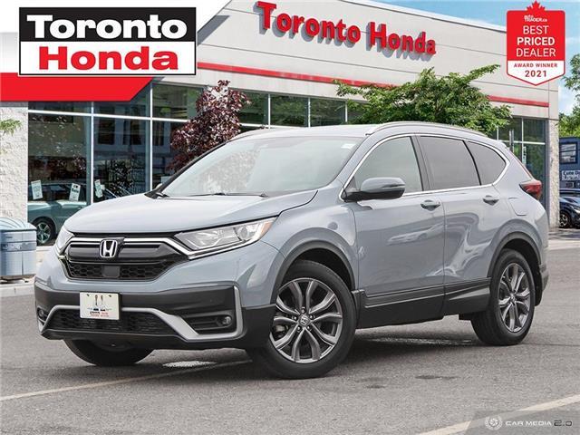 2020 Honda CR-V Sport 7 Years/160,000KM Honda Certified Warranty (Stk: H41962T) in Toronto - Image 1 of 30