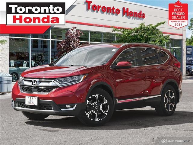 2019 Honda CR-V Touring 7 Years/160,000KM Honda Certified Warranty (Stk: H41960T) in Toronto - Image 1 of 30