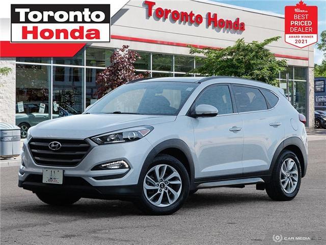 2016 Hyundai Tucson Luxury (Stk: H41977T) in Toronto - Image 1 of 30