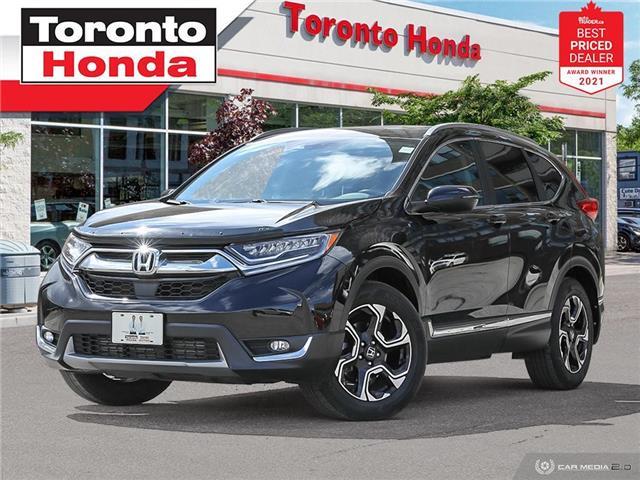 2019 Honda CR-V Touring 7 Years/160,000KM Honda Certified Warranty (Stk: H41951A) in Toronto - Image 1 of 30