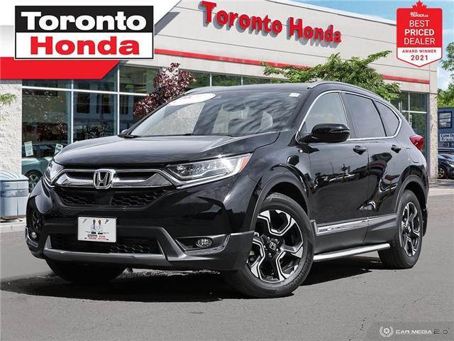 2018 Honda CR-V Touring 7 Years/160,000KM Honda Certified Warranty (Stk: H41907T) in Toronto - Image 1 of 30