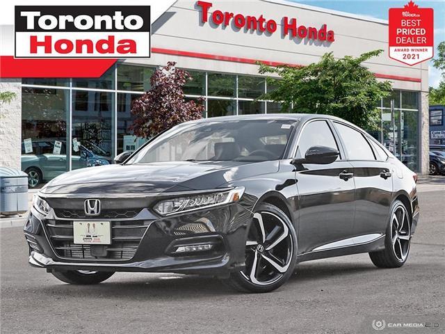 2018 Honda Accord  (Stk: H42045T) in Toronto - Image 1 of 30