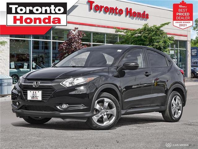 2017 Honda HR-V EX (Stk: H42039P) in Toronto - Image 1 of 30