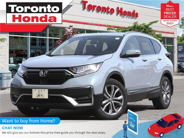 2020 Honda CR-V Touring 7 Years/160,000KM Honda Certified Warranty (Stk: H42060P) in Toronto - Image 1 of 30