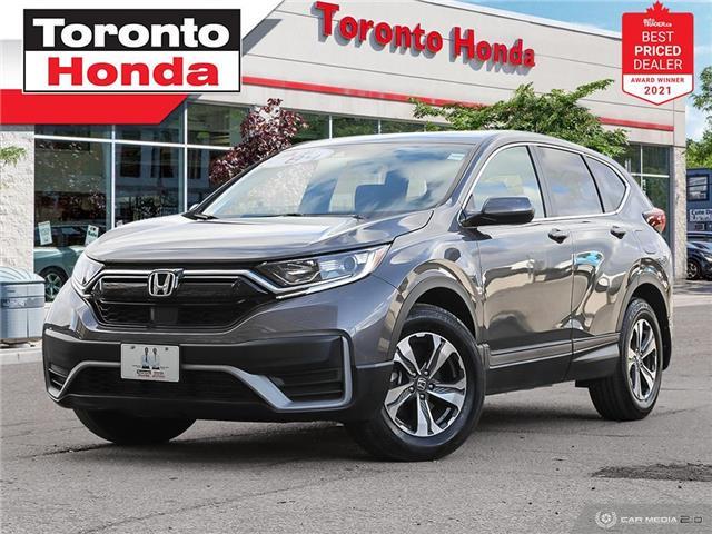 2020 Honda CR-V LX 7 Years/160,000KM Honda Certified Warranty (Stk: H41958T) in Toronto - Image 1 of 30