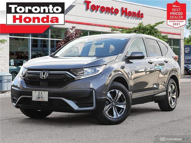 2021 Honda CR-V LX (Stk: H43016T) in Toronto - Image 1 of 30