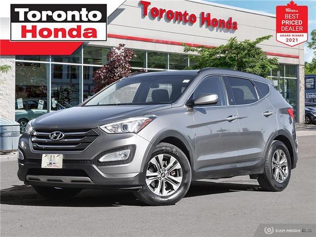 2016 Hyundai Santa Fe Sport Sport (Stk: H43027T) in Toronto - Image 1 of 30