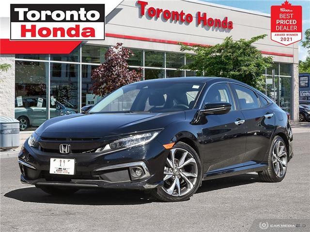 2019 Honda Civic Touring 7 Years/160,000KM Honda Certified Warranty (Stk: H43020P) in Toronto - Image 1 of 30