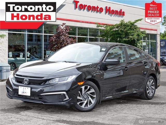 2019 Honda Civic EX 7 Years/160,000KM Honda Certified Warranty (Stk: H43023T) in Toronto - Image 1 of 30