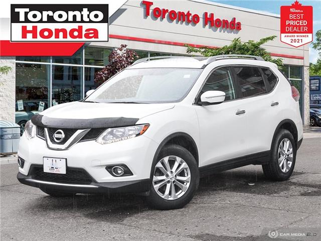 2015 Nissan Rogue SV (Stk: K32491T) in Toronto - Image 1 of 30