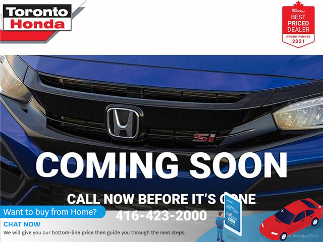 2019 Honda CR-V EX 7 Years/160,000KM Honda Certified Warranty (Stk: H41887T) in Toronto - Image 1 of 1