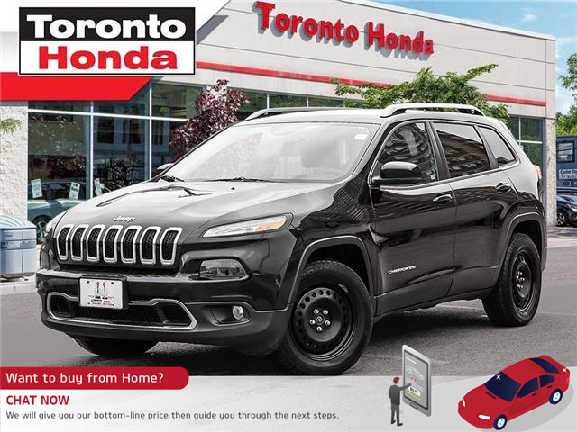 2015 Jeep Cherokee Limited (Stk: H39914T) in Toronto - Image 1 of 25