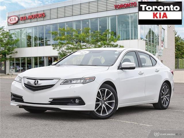 2015 Acura TLX V6 Elite (Stk: K31979A) in Toronto - Image 1 of 27