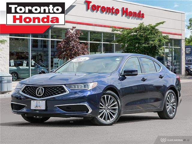 2018 Acura TLX SH-AWD w/Technology Package (Stk: H40502P) in Toronto - Image 1 of 27