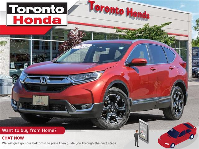 2018 Honda CR-V  (Stk: H40488A) in Toronto - Image 1 of 27