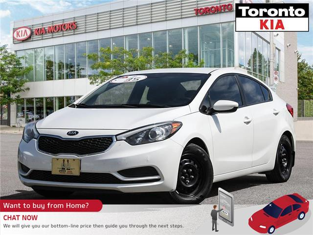 2015 Kia Forte Kia Care (Stk: K32108T) in Toronto - Image 1 of 27