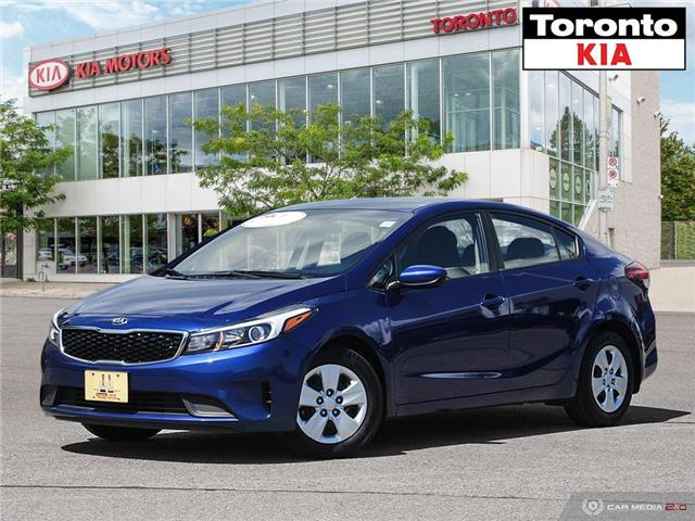 2018 Kia Forte LX Kia Care Incl.!!! (Stk: K32091T) in Toronto - Image 1 of 27