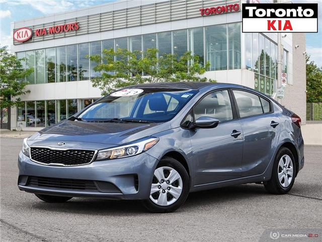 2017 Kia Forte Kia Care (Stk: K32121A) in Toronto - Image 1 of 26