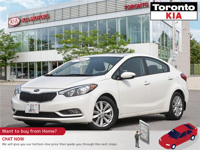 2016 Kia Forte LX Kia Care (Stk: K32144A) in Toronto - Image 1 of 27