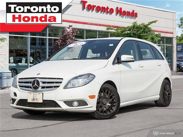 2013 Mercedes-Benz B-Class B 250 Sports Tourer $500 Pre-Paid VISA-Black Frida (Stk: H40823T) in Toronto - Image 1 of 26