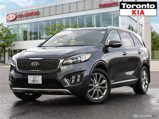 2018 Kia Sorento SXL $500 Pre-Paid VISA-Black Friday Special (Stk: K32171T) in Toronto - Image 1 of 27