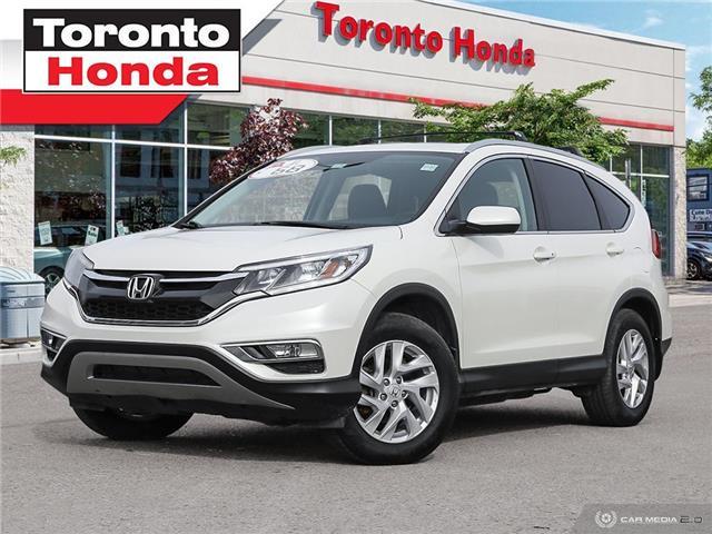 2015 Honda CR-V EX-L $500 Pre-Paid VISA-Black Friday Special (Stk: H40857A) in Toronto - Image 1 of 27