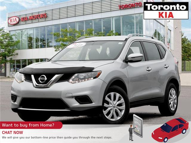 2016 Nissan Rogue S $500 Pre-Paid VISA-Black Friday Special (Stk: K32186A) in Toronto - Image 1 of 27