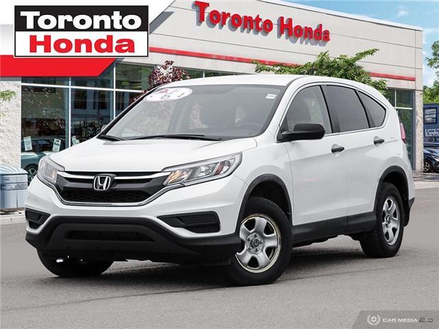 2015 Honda CR-V LX $500 Pre-Paid VISA-Black Friday Special (Stk: H40675A) in Toronto - Image 1 of 28