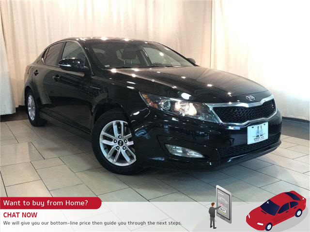 2013 Kia Optima LX $500 Pre-Paid VISA-Black Friday Special (Stk: K32198P) in Toronto - Image 1 of 21