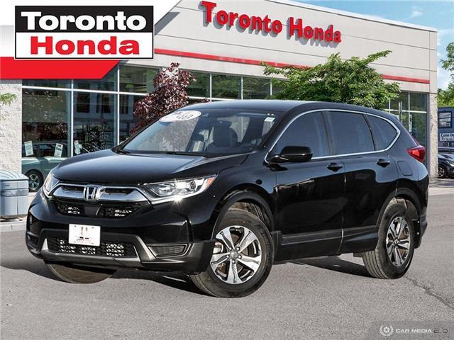 2019 Honda CR-V LX $500 Pre-Paid VISA-Black Friday Special (Stk: H40958P) in Toronto - Image 1 of 28