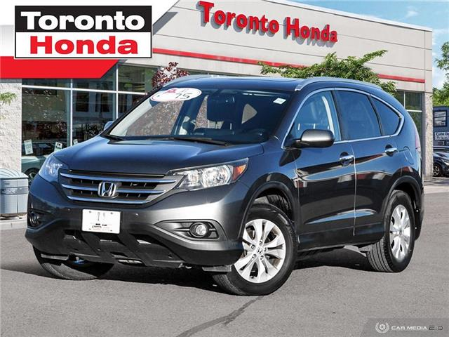 2014 Honda CR-V Touring $500 Pre-Paid VISA-Black Friday Special (Stk: H40944T) in Toronto - Image 1 of 28