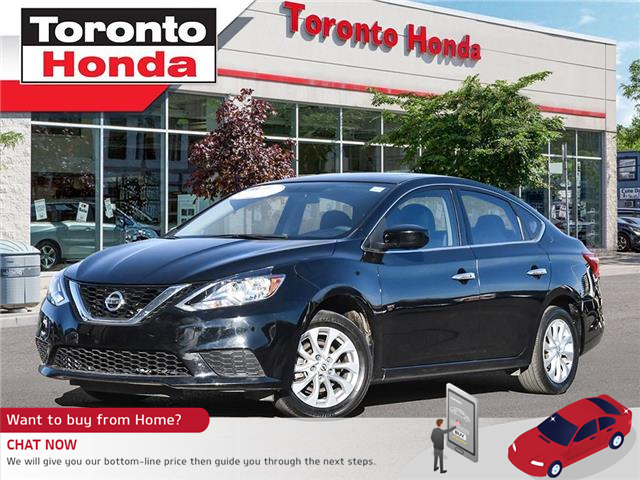 2017 Nissan Sentra SV Roof $500 Pre-Paid VISA-Black Friday Special (Stk: K32209A) in Toronto - Image 1 of 26