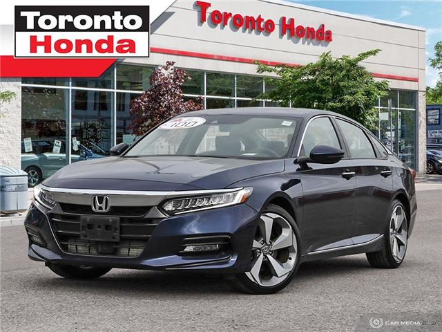 2018 Honda Accord Sedan Touring $500 Pre-Paid VISA-Black Friday Special (Stk: H40988T) in Toronto - Image 1 of 27