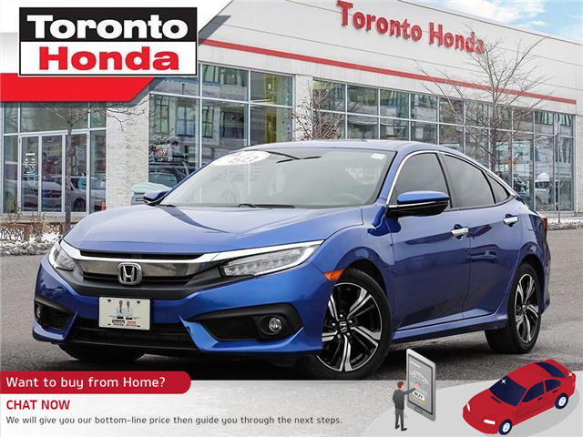 2016 Honda Civic Sedan TOURING (Stk: H40915A) in Toronto - Image 1 of 27