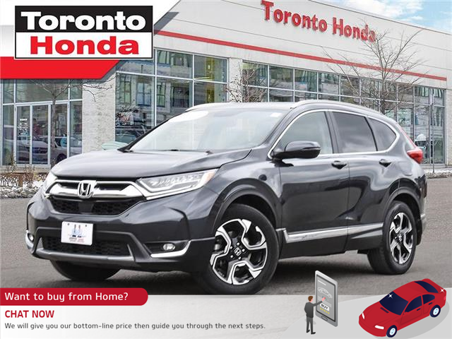 2019 Honda CR-V Touring (Stk: H40936T) in Toronto - Image 1 of 27