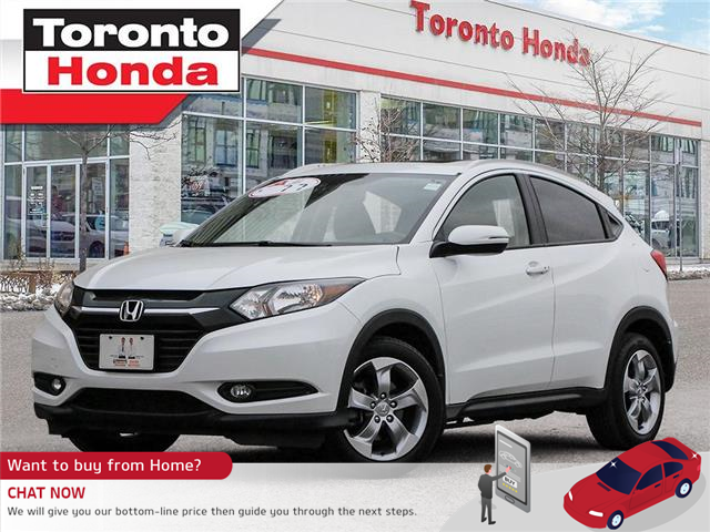 2017 Honda HR-V EX-L w/Navigation (Stk: H41020T) in Toronto - Image 1 of 27