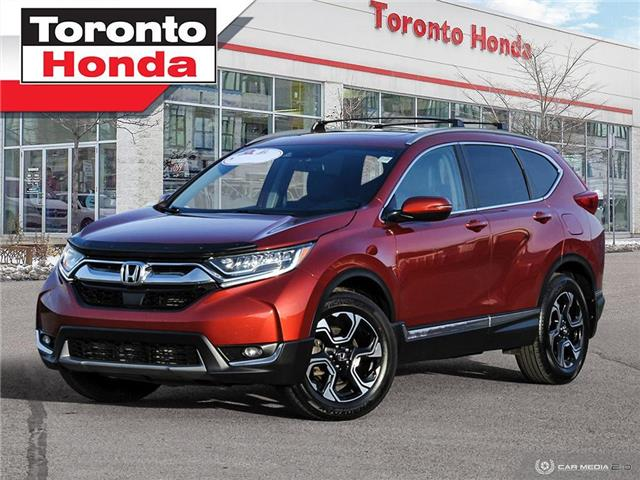 2018 Honda CR-V TOURING (Stk: H40962A) in Toronto - Image 1 of 28