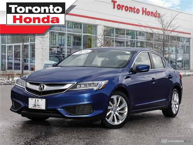 2017 Acura ILX -ONE OWNER-CLEAN CARFAX-CAMERA-HEATED SEATS (Stk: H40854A) in Toronto - Image 1 of 27