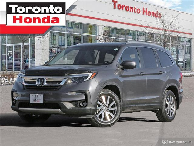 2019 Honda Pilot 7 Years/160,000KM Honda Certified Warranty (Stk: H41093T) in Toronto - Image 1 of 27